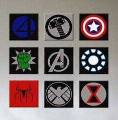 Trendy canvas art diy for him ideas Marvel Avengers, Avengers Room, Avengers Superheroes, Marvel Art, Superhero Canvas, Marvel Canvas, Superhero Wall Art, Mini Canvas Art, Canvas Wall Art