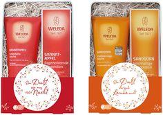 Pünktlich zum ersten Dezember verlosen wir gemeinsam mit Weleda 3 festliche Geschenksets eurer Wahl im Wert von je ca. 17,95 Euro – für ein gepflegtes Fest!
