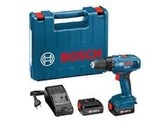 Bosch GSR1440LI Perceuse visseuse avec 2 batteries 14,4 V en coffret