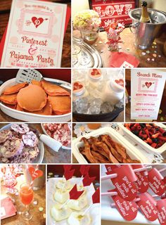 """Pinterest Party -- """"...Each guest was asked to bring a frame or shadow box and with the help of a craft cart and printed instructions for possible projects, they were able to take home their very own Pinterest masterpiece!"""""""