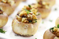 MYO Stuffed Mushrooms