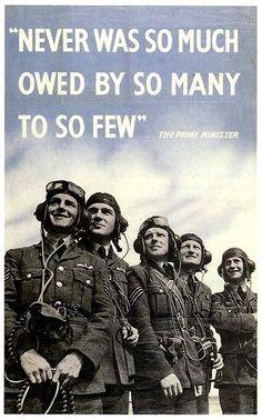 WW2 Online Catalog: RAF Pilot Poster-