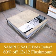 Woah 12x12 Flushmount Sample album sale ends today!! Have you taken this chance to order your sample album for 60% off yet? Cameo by Montag Photography