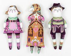 Hansel y Gretel / paño Kit  un diseño de serigrafía por sarahyoung5
