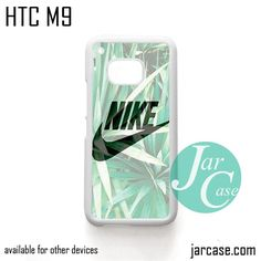 nike Phone Case for HTC One M9 case and other HTC Devices
