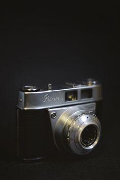 Kodak Retinette 1A (1959) by Anna Attlid on Behance