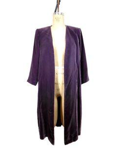 Purple velvet opera coat Opera Coat, Purple Velvet, Mad Men, 1950s, Duster Coat, Lavender, Sleeves, Paradise, Jackets
