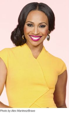 Cynthia Bailey #blackwomen #hairstyle