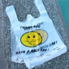 kr 51 for ca Plastic Shopping Bags, Reusable Tote Bags, Smile, Day, Pattern, Workshop, Atelier, Plastic Grocery Bags, Model