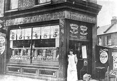 231 Barking Road. c1895.