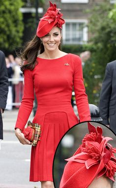 Kate Middleton's Fascinator