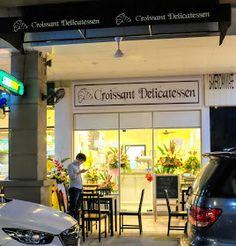 Eat Drink KL: Croissant Delicatessen & London Sandwich Co
