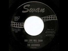 The Showmen - Our Love Will Grow #NorthernSoul #SoulMusic