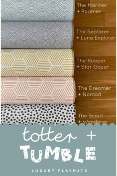 Reversible playmats from Totter + Tumble Chevron Patterns, Kids Play Area, Dark Interiors, Interior Styling, Interior Design, Room Lights, Stargazing, Rugs In Living Room, Accent Colors