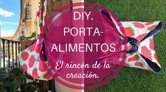 El Rincón de la Creación: DIY, porta alimentos