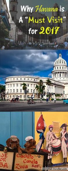 "Havana is on everyone's ""must visit"" list for 2017 and beyond. Here are some tips to help you maximize your trip to Havana, Cuba. Many airlines offer cheap flights to Havana, Cuba so take your chance and travel to Cuba."