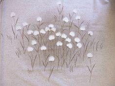"""Tampella Finland """"Niittyvilla"""" Vintage 70's Fabric"""