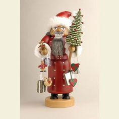 Nutcracker Santa Claus  -  33cm / 13 inch