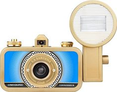 Lomo La Sardina Camera and Flash Fotocamera analogica compatta: confronta i prezzi e compara le offerte su idealo.it