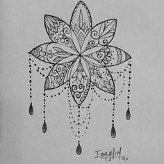 borboleta mandala tattoo - Pesquisa Google