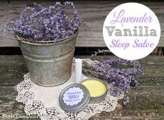 Lavender Vanilla Sleep Stick