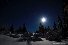Don't miss close pairing of moon and Jupiter on January 21 #Tonight
