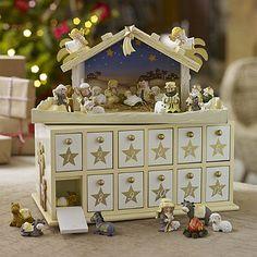 Bethlehem+Advent+Stable - from Lakeland