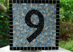 Add some curb appeal to your home. Address signs are thoughtful housewarming gifts. Mosaic house numbers from Green Street Mosaics are created on wedi board, which is a durable surface that is weather and waterproof. All mosaic tiles are made for outdoor use and the entire piece is sealed multiple times for protection. A sawtooth …