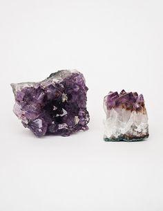 5ddc436e5a Amethyst Crystal Chunk - Group - Pistils Nursery Amethyst Cluster