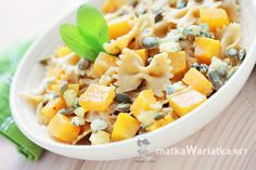 FARFALLE with pumpkin