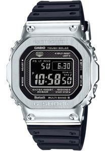 0f5edb1a71a6 G-Shock GMW-B5000 Full Metal Connected Solar Silver Black (GMWB5000-1
