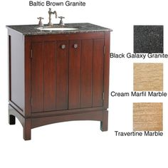 Stufurhome Charleston Single-sink 32-inch Vanity