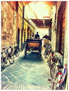 Lucca, Italy Romantica!