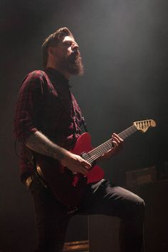 Jim Root, the most legendary beard in Metal :D