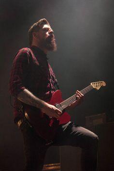 Jim Root, the most legendary beard in Metal :D