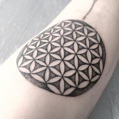 Flower of Life durco tattoo studio