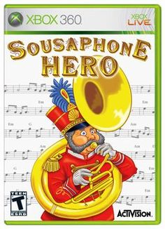 Activision Reports Sluggish Sales For Sousaphone Hero | The Onion - America's Finest News Source