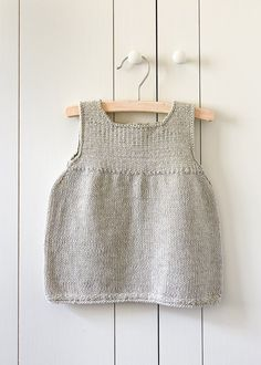 Clean + Simple Baby Dress