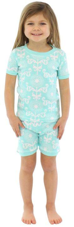 SleepytimePjs Kids Shorts & Tee Pajama Set