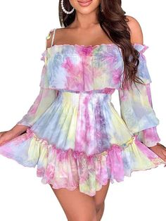 Get Discount $6 OFF Over $59, $10 OFF Over $89, $25 OFF Over $159 #Womensdresses #womendresses #womenapparel #womensclothing #womensclothes #fashion #onlineshop #onlineshopping #bigdiscount #shopnow #DiscountSale #discountprices #discountstore #discountclothing #fashionista #fashionable #fashionstyle #fashionpost #fashionlover #fashiondesign #fashionkids #fashiondaily #fashionstylist #fashiongirl Vestido Tie Dye, Tie Dye Dress, Robe Swing, Swing Dress, Tube Top, Trend Fashion, Fashion Styles, Women's Fashion, Online Dress Shopping
