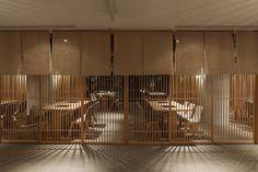 Don Tei Restaurant by Lee's Interior Design, Taipei – Taiwan » Retail Design Blog