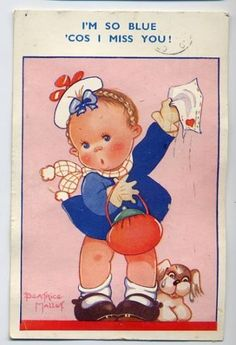 BEATRICE MALLET card