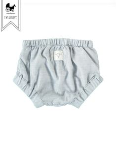 c0786279fe19a Billie Blooms Organic Bloomers In Stripes - Noble Carriage Baby Bloomers