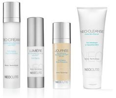 Use Neocutis sale for Gift Set with Bio-Cream, Lumiere, Journee and Cleanser. It also includes Free Samples and Gift Box.  25% off Neocutis Gift Set, use coupon code Neo25 + Free Shipping $355.00.  Great Gift Idea!!!!!!!