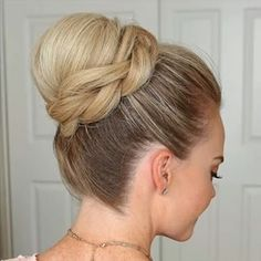 Get Ready with Me: Holiday Braids Low Bun Hairstyles, Easy Hairstyles For Long Hair, Wedding Hairstyles, Beach Hairstyles, Men's Hairstyle, Ballet Hairstyles, Travel Hairstyles, Formal Hairstyles, French Braid Ponytail