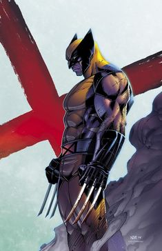 Wolverine by Oliver Nome & Luis Guerrero   XombieDIRGE