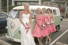 Looking for Kombi's for Wedding