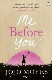 Me Before You by Jojo Moyes.  A worthy summer read.  Great novel for an occupational therapist!!