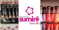 A Perfumaria Sumirê no Itaim Bibi tem ótima qualidade e ampla variedade de perfumes e produtos cosméticos, com marcas renomadas e preço justo.