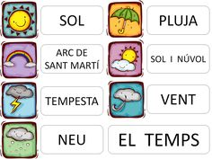 Temps Classroom Organisation, Classroom Displays, First Day School, Pre School, Catalan Language, Supply Management, Calendar Time, Class Decoration, Learning Spanish